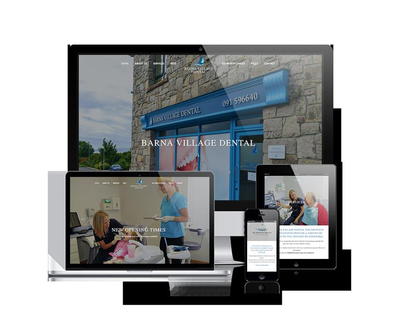 Barna Village Dental Website