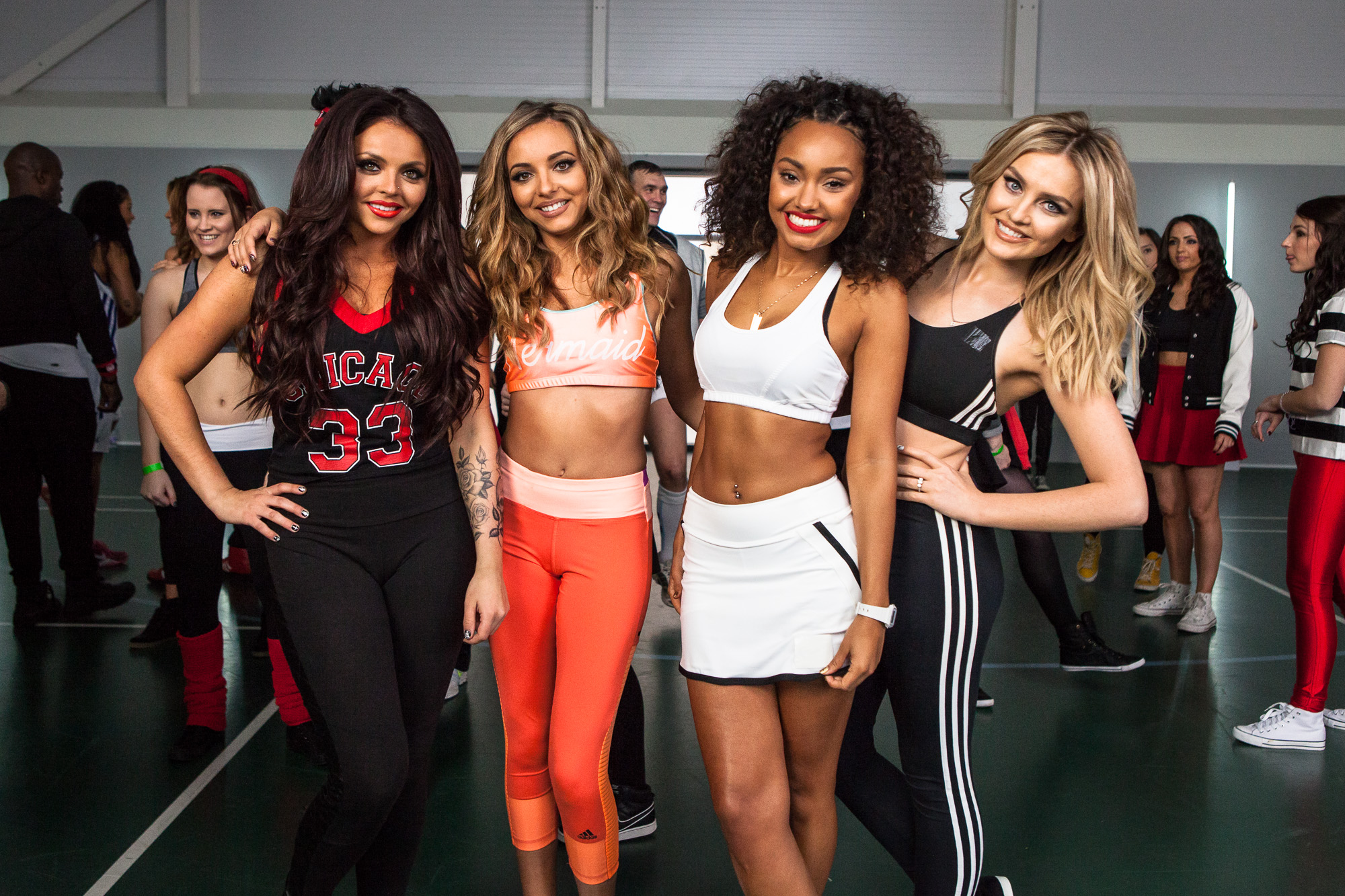 Little Mix, Word Up Music Video, Comic Relief