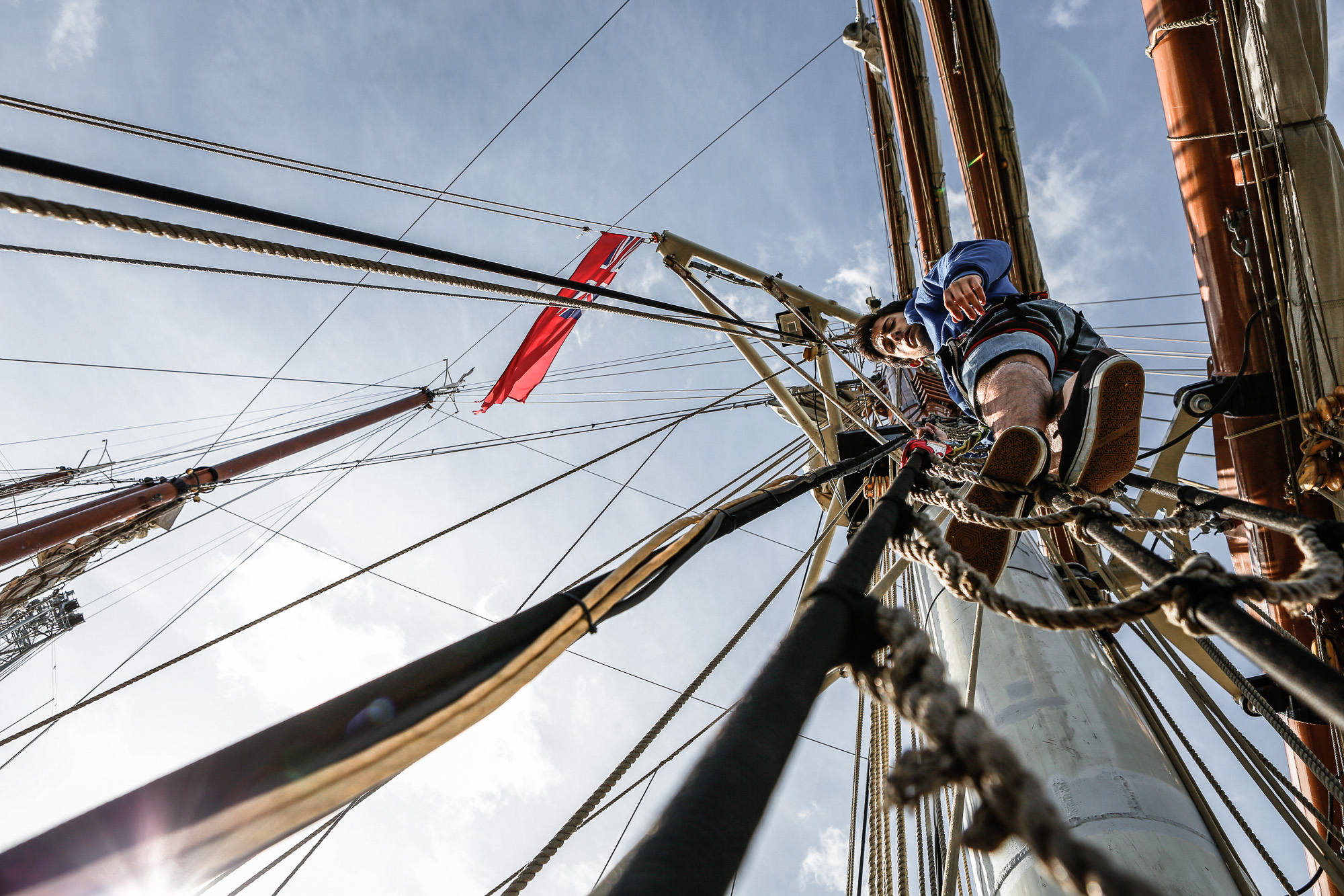 Falmouth Tall Ships Festival, Visit Cornwall