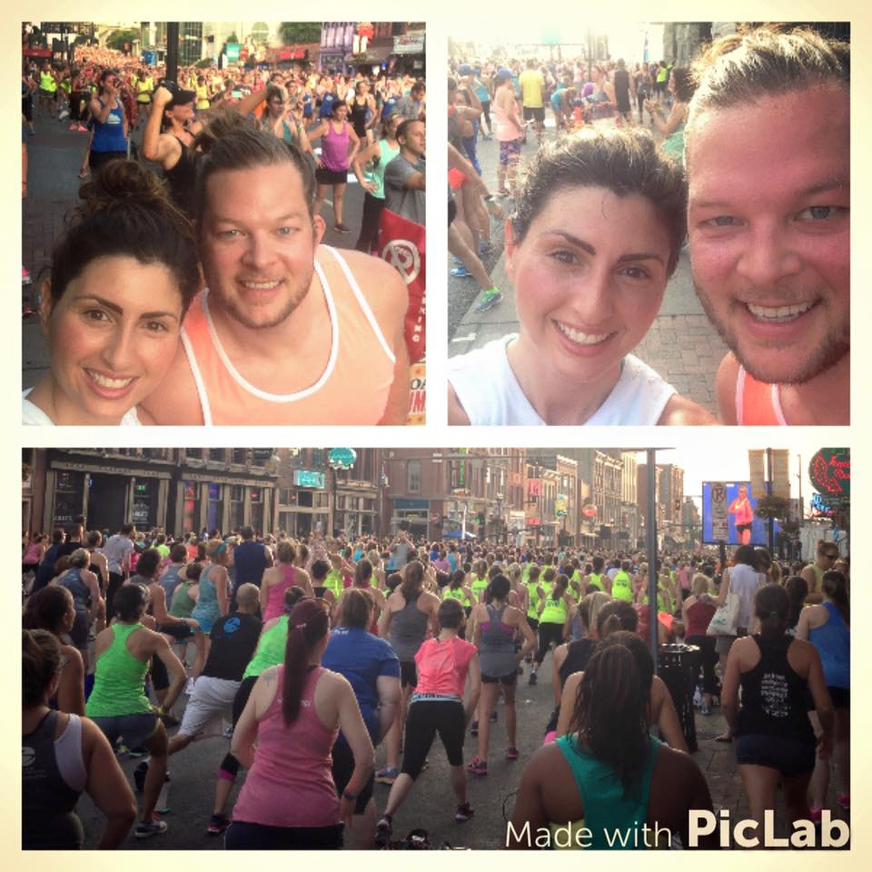Exercised with 20K+ Coaches on broadway