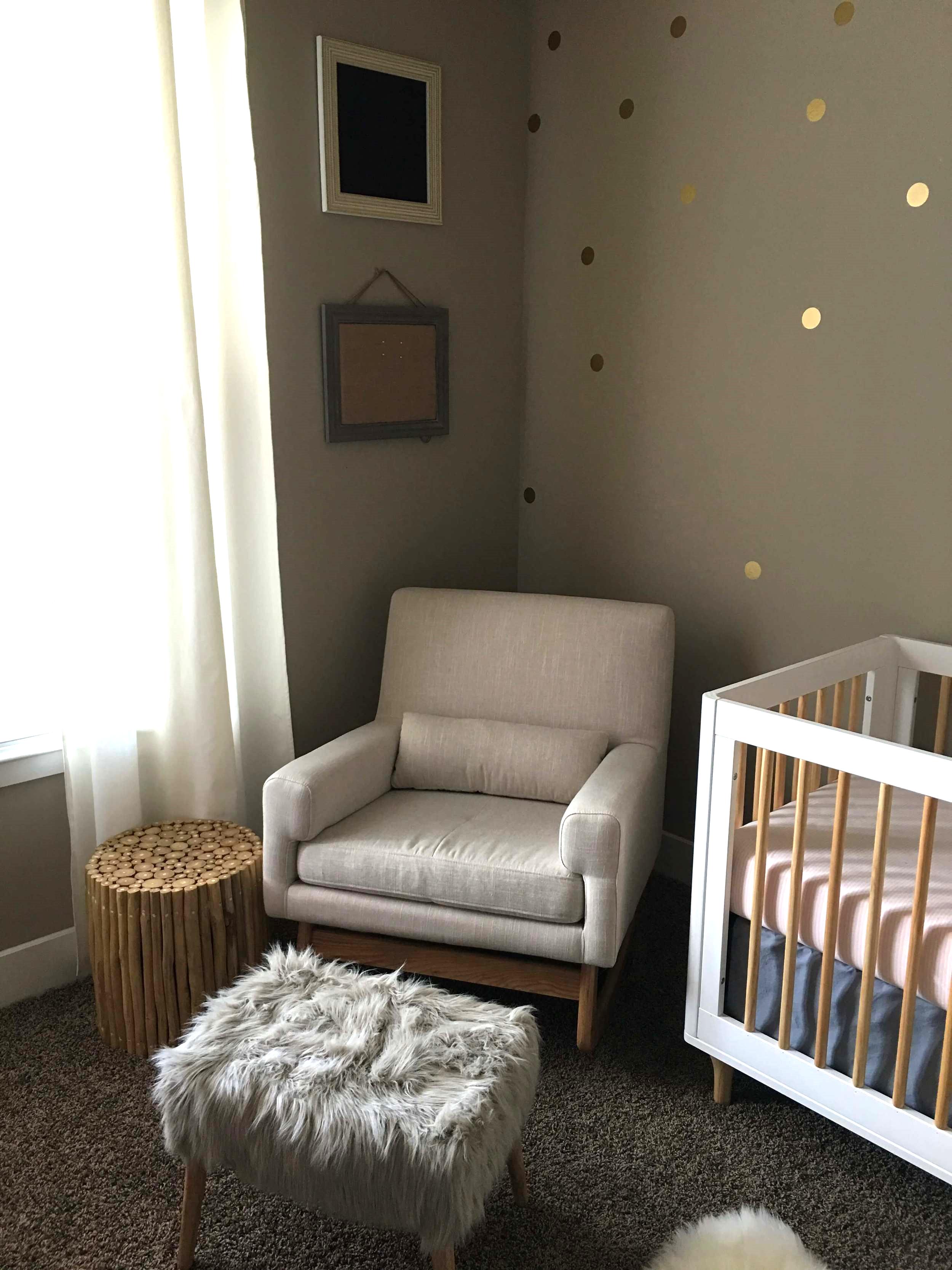 a comfy little corner