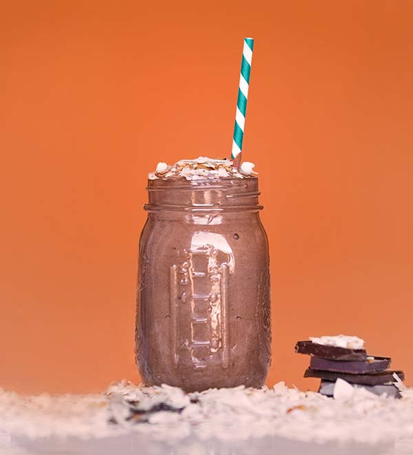 chocolate caramel delight