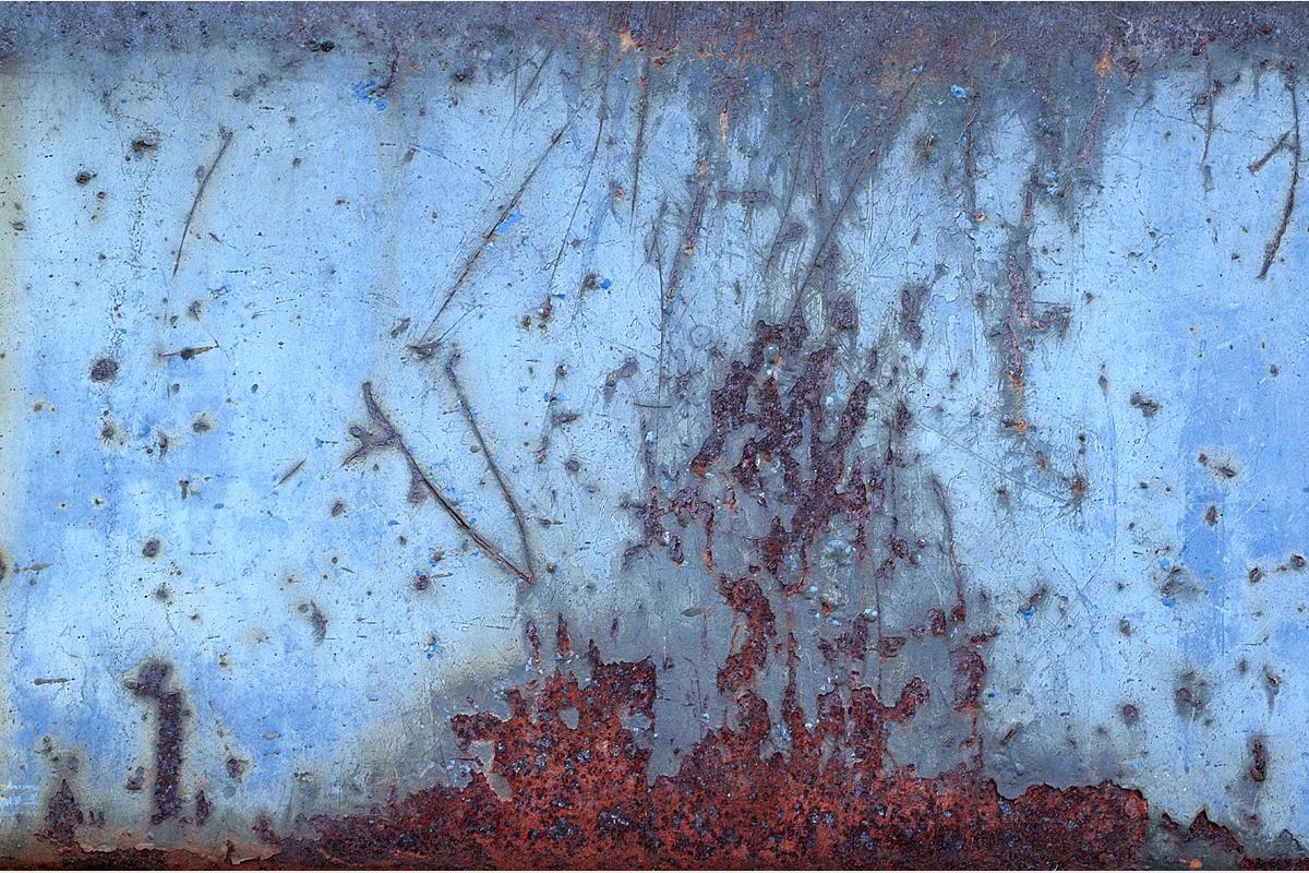 Bonfire night 1970 - 80 cm x 120 cm