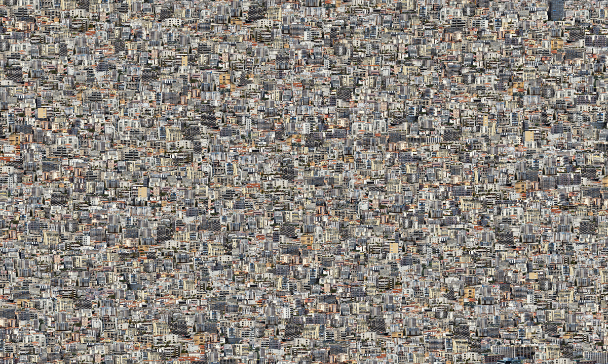 """Montecarlo first impression"" - 100 cm x 166 cm"