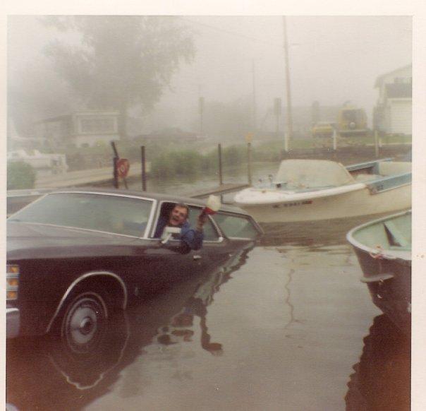 Grandpa vs. The Canal