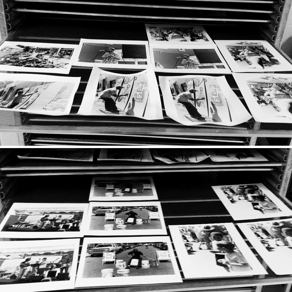 Deep love for analog. - I will always have an extraordinary place in my heart for the darkroom. I spent countless hours in there during my undergrad. It was my happy place; where I could zen out 100%.