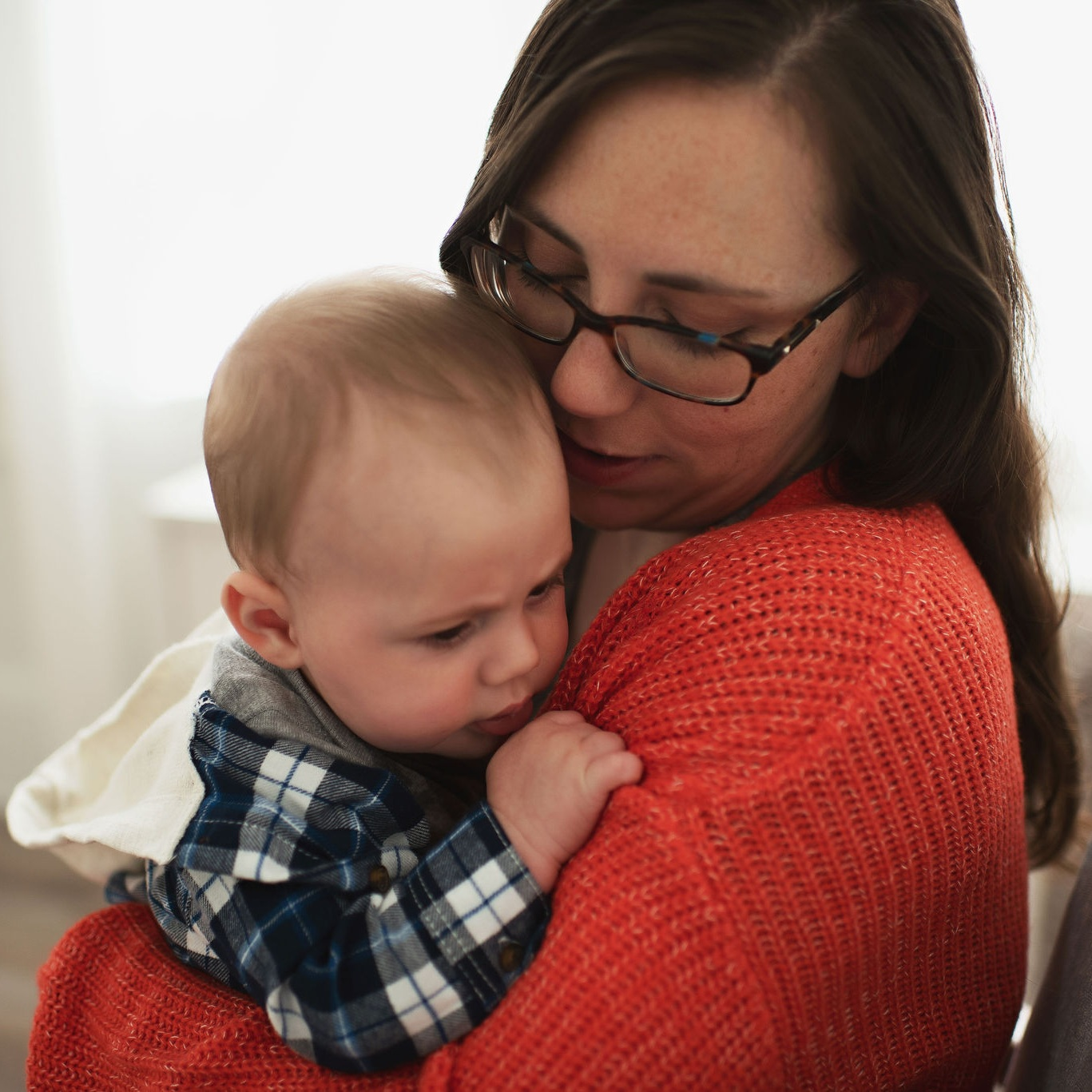 I love being a mom. - Dude… it is hard. So hard, and when I am at my wits end I try to remember it can be so rewarding. Being called Mama is literally one of the best things that could have happened to me.