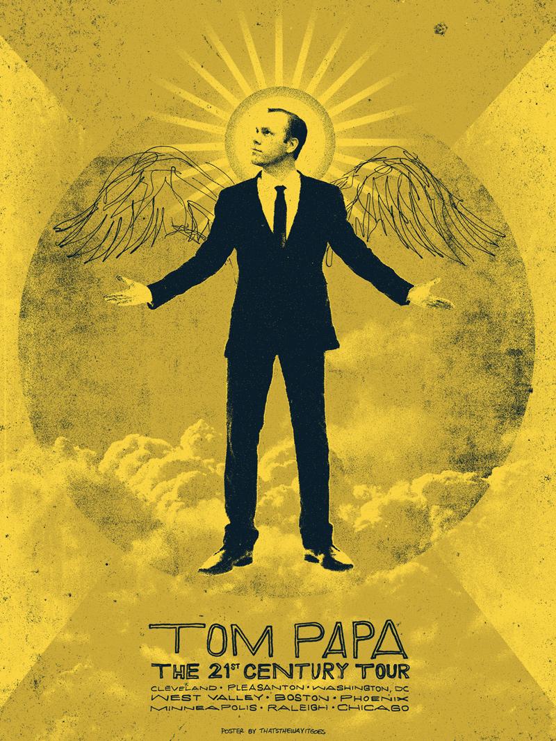 Tom Papa's 21st Century Tour