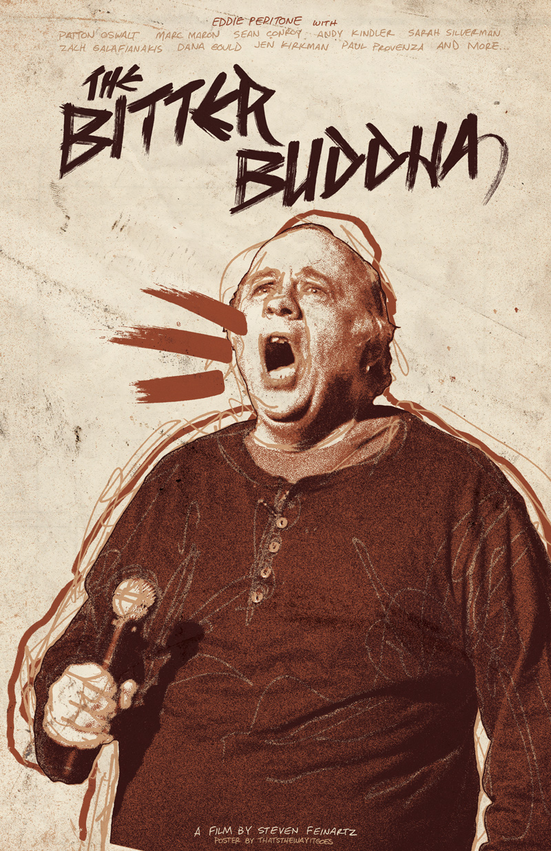 The Bitter Buddha - Festival Poster