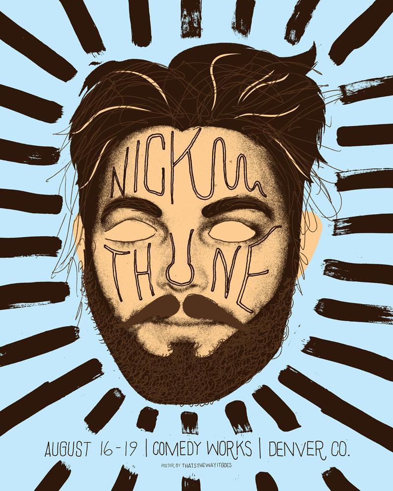 Nick Thune - Denver, CO