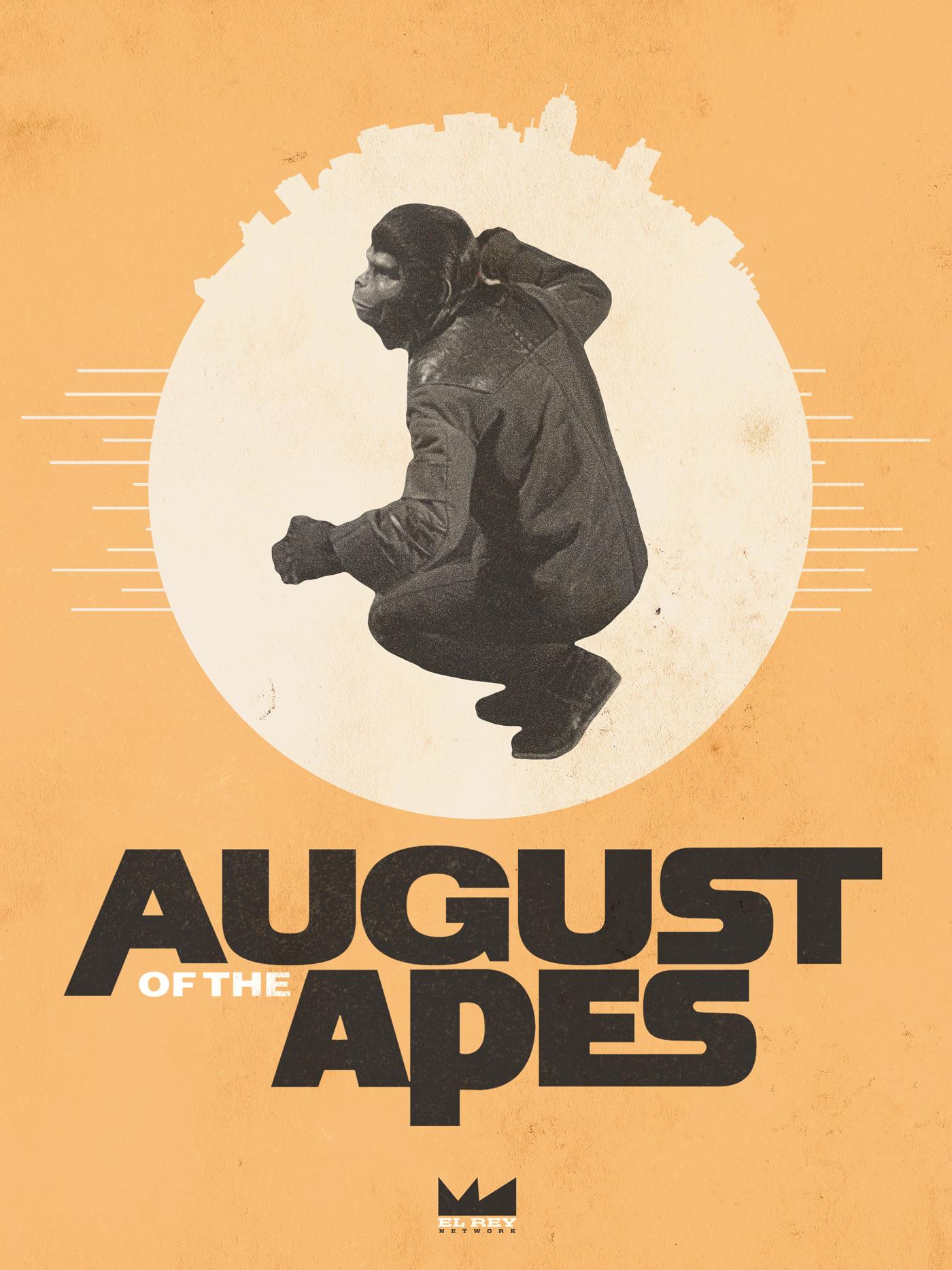 Planet of the Apes Marathon