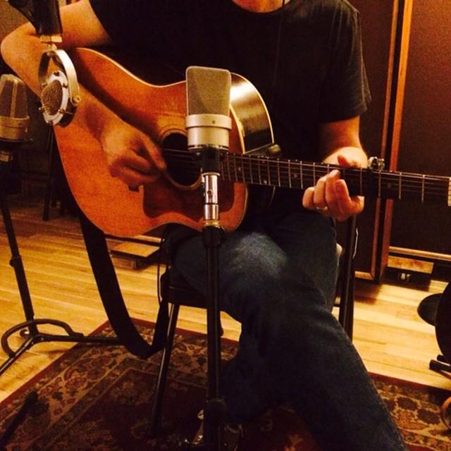 At La Luna Recording and Sound.