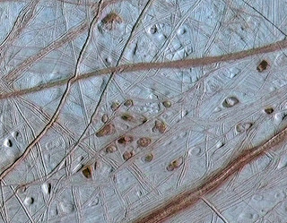 Freckled Europa | Image Credit: NASA Solar System Explo ration