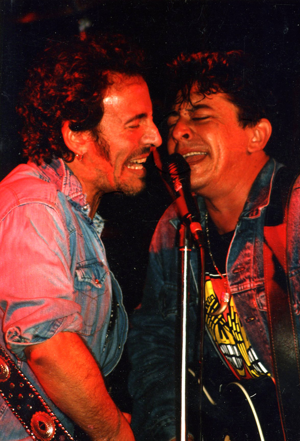 Bruce Springsteen + Joe | Dublin
