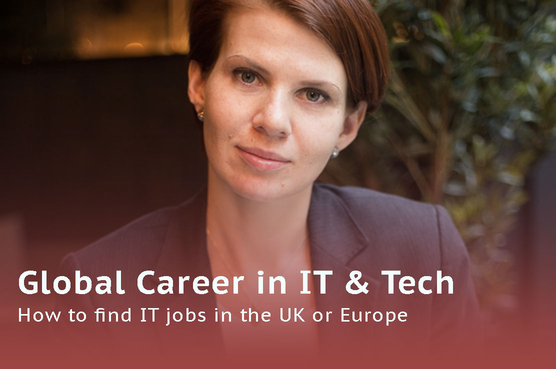 IT: find a job in europe or the uk - Elmira Maksudova, Career Consultant for IT & Tech. 07.11.2019, 19:00 London time / 21.00 Moscow time
