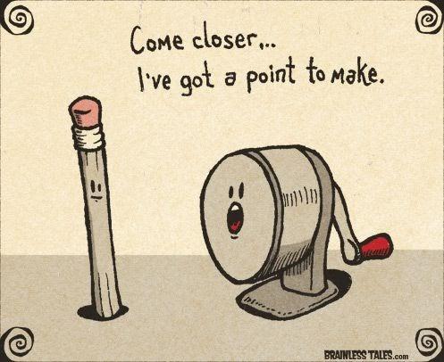 Источник: ежедневные комиксы  brainlesstales.com