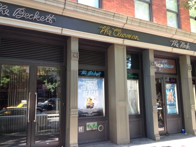 The Clurman Theatre at Theatre Row