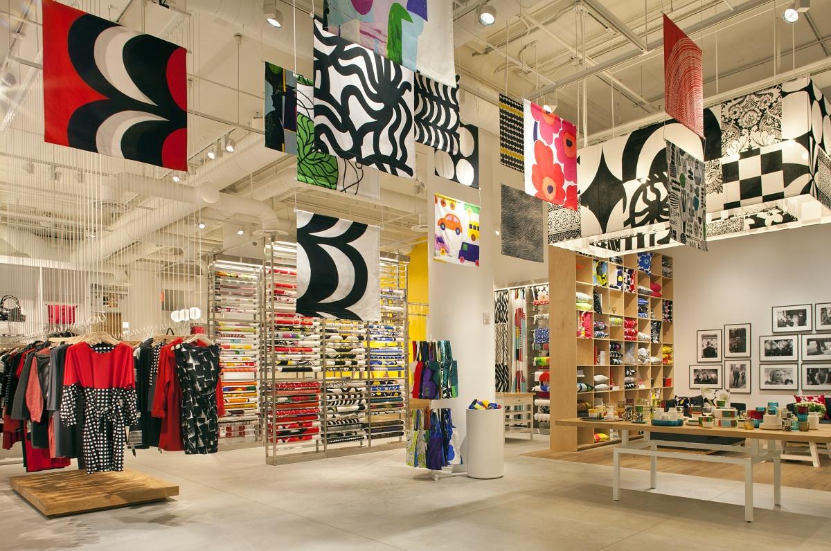 Marimekko's NYC Flagship