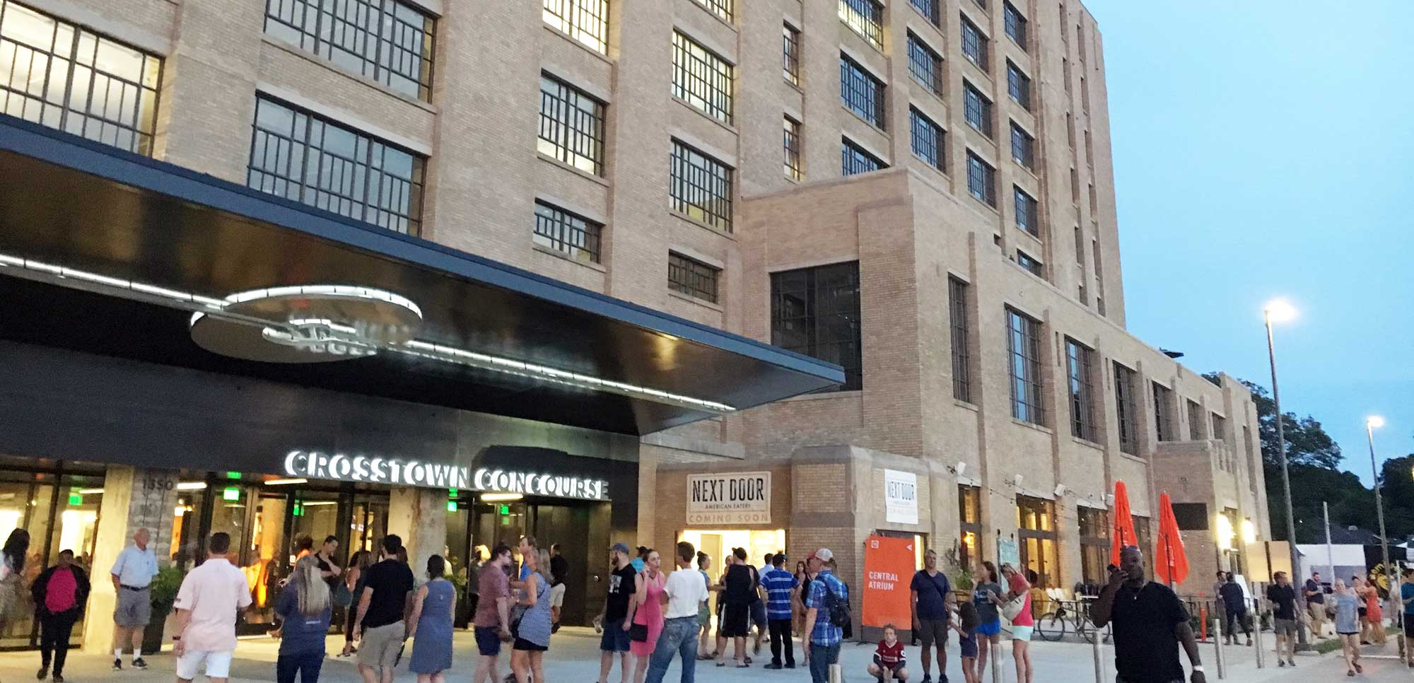 Crosstown-Concourse-Grand-Opening-exterior-side-ppl-entrance-9.jpg