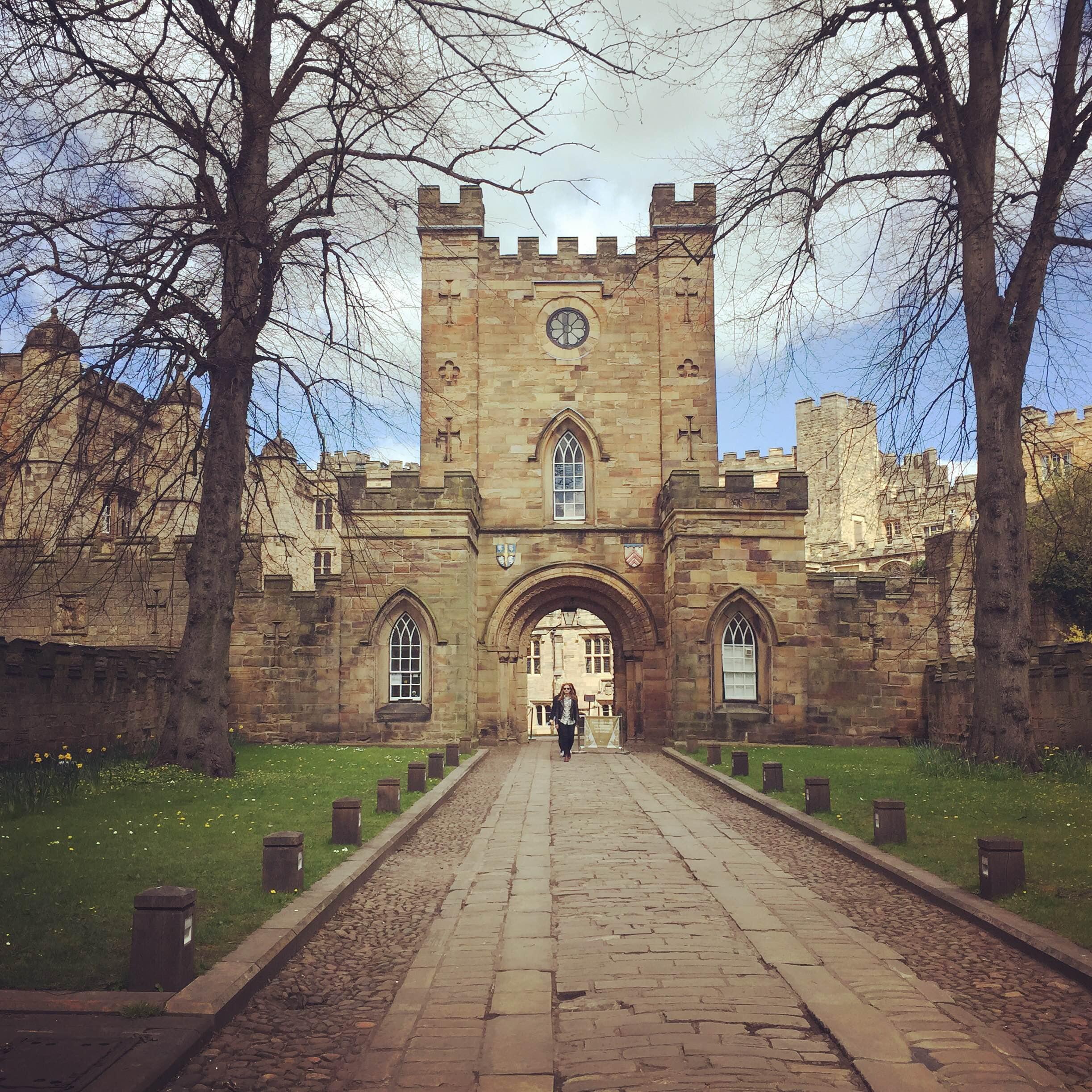 Durham Castle + Cathedral (harry potter)