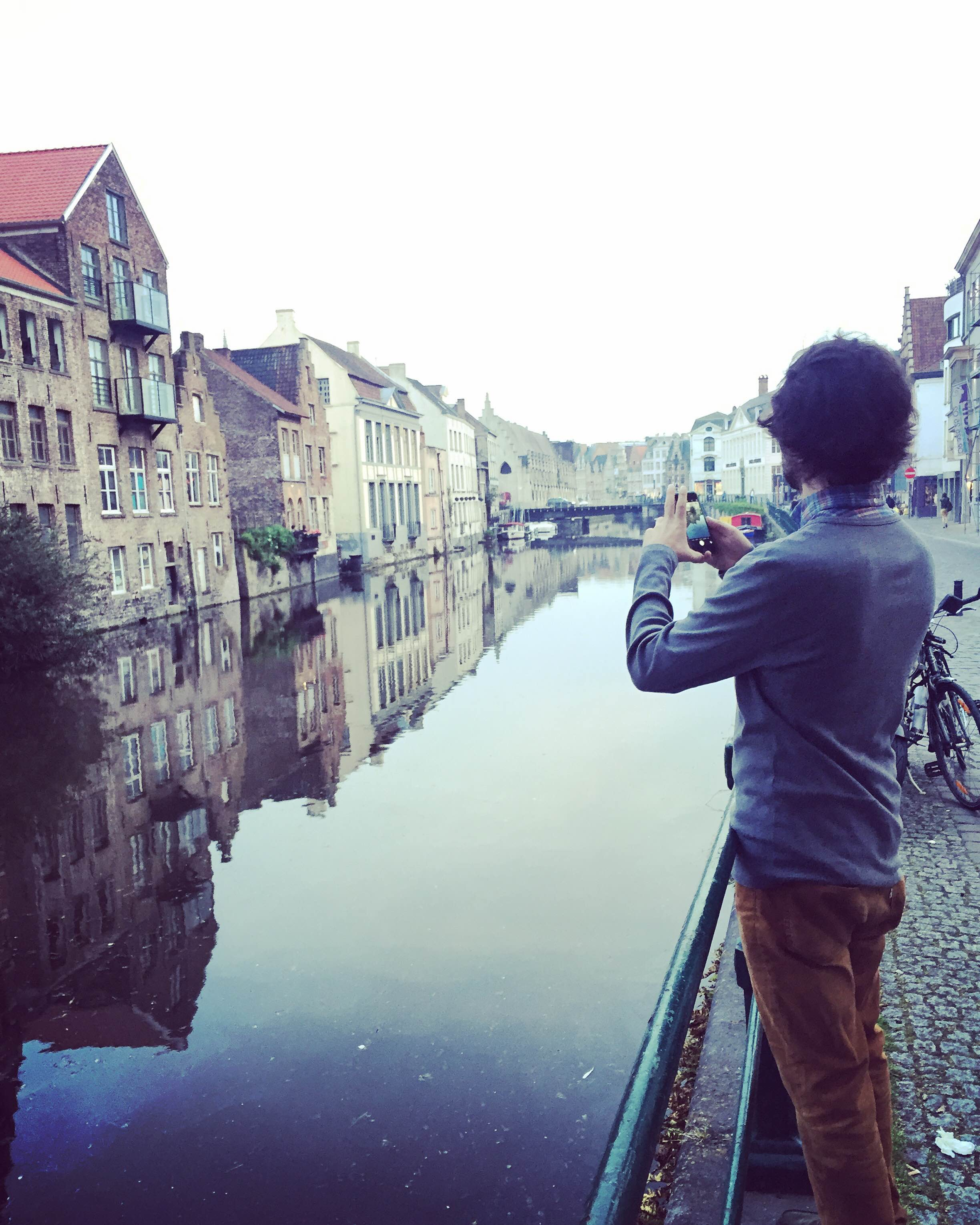 day off in Ghent