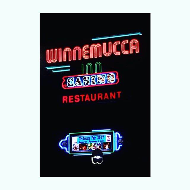 #winnemucca #nevada #casinoneon #aprayerfortravelers