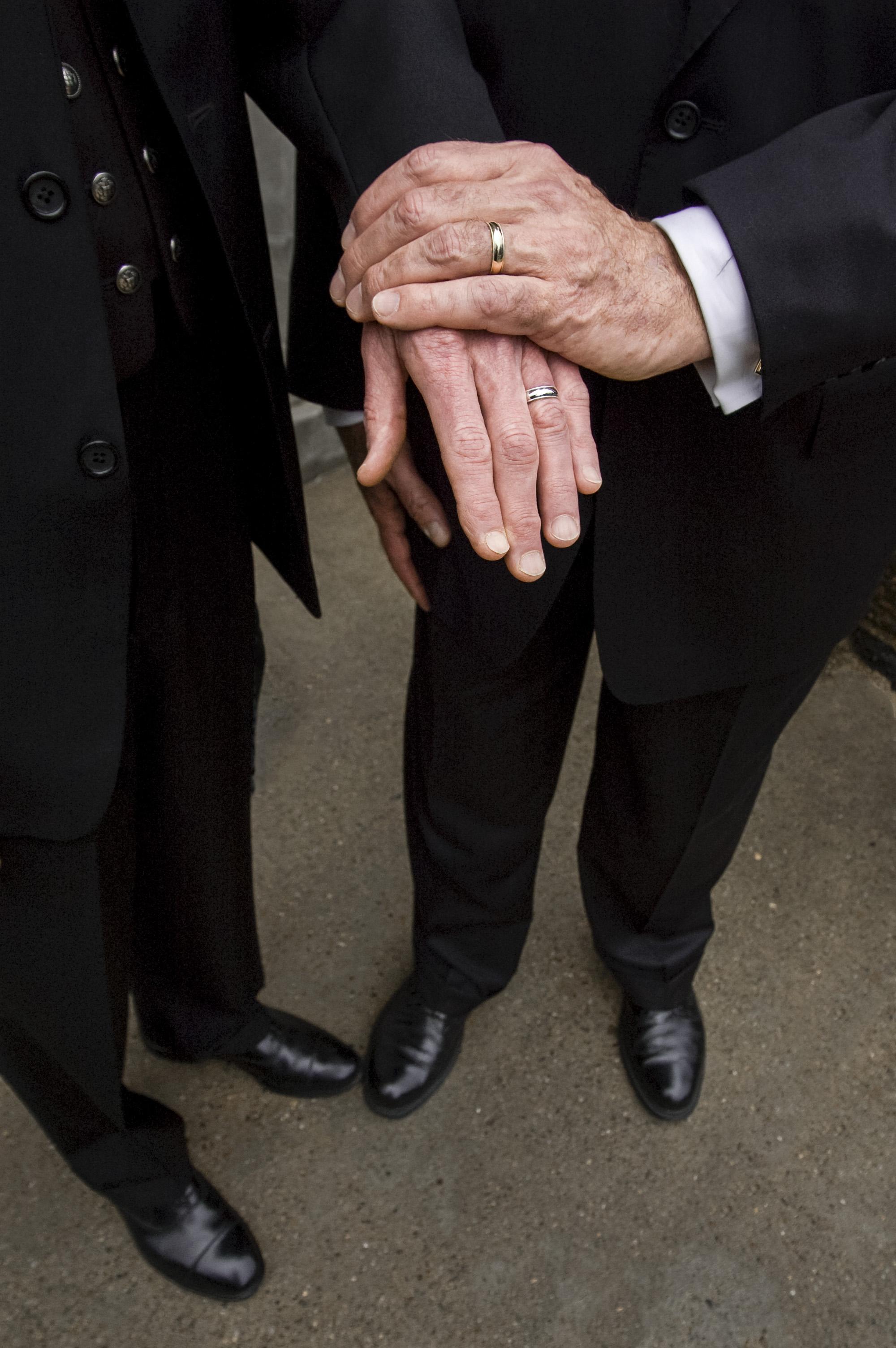 Bruce & Don's Wedding, NW Washington D.C., 03.13.2010