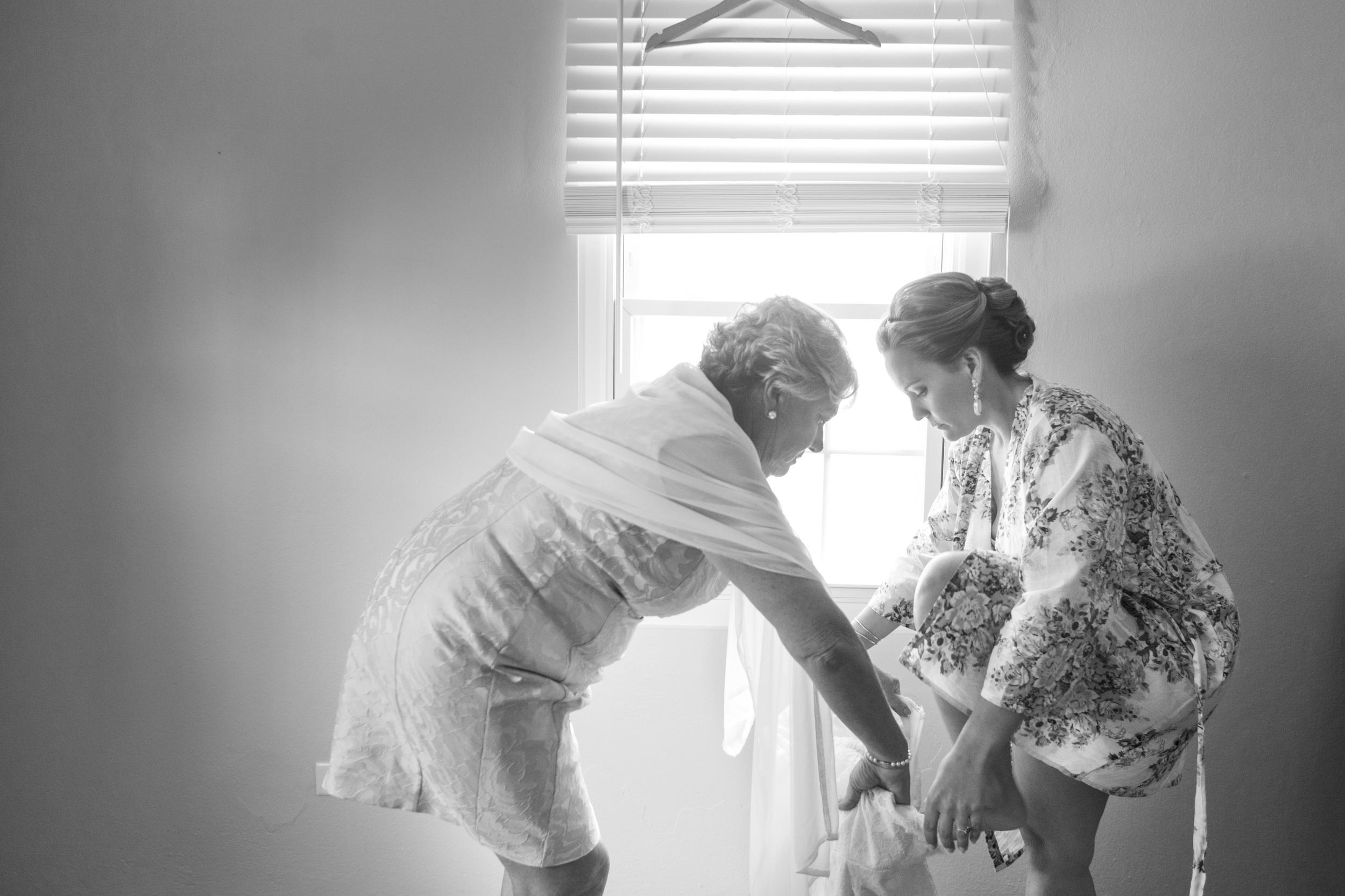 "Fiander, Melanie, from ""Fiander Foto: Weddings"" -  The Dress: Bride and Mother , 2015."