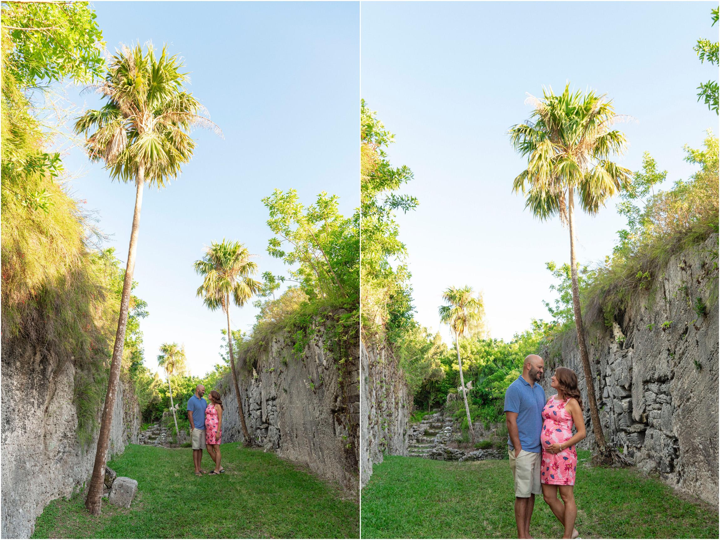 ©FianderFoto_Bermuda Maternity Photographer_Elys Harbour_Ft Scaur_Airbnb_Victoria_Mike_011.jpg