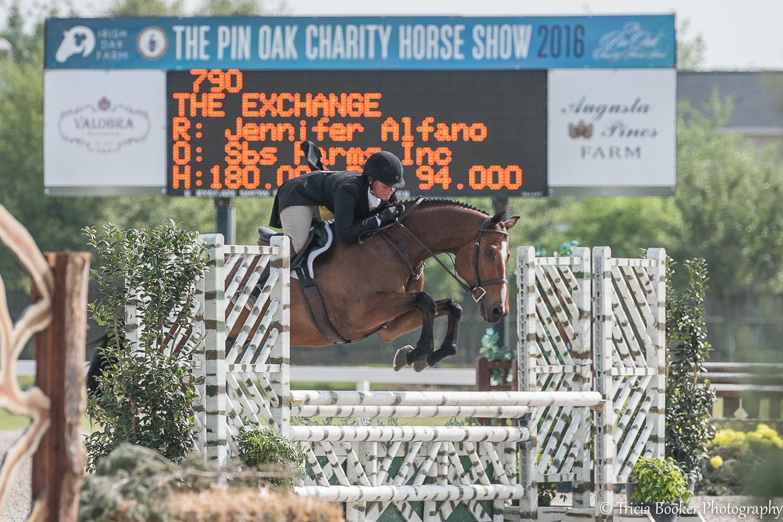 Jennifer Alfano and The Exchange