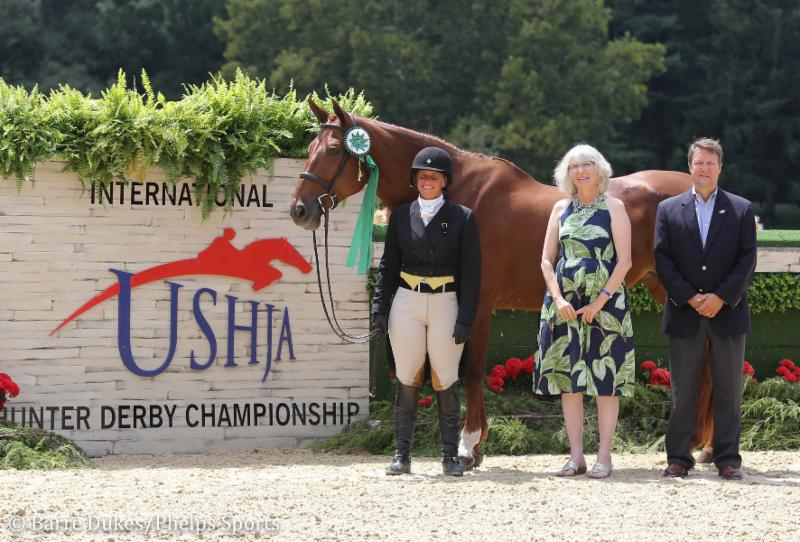 Jennifer Alfano and Miss Lucy