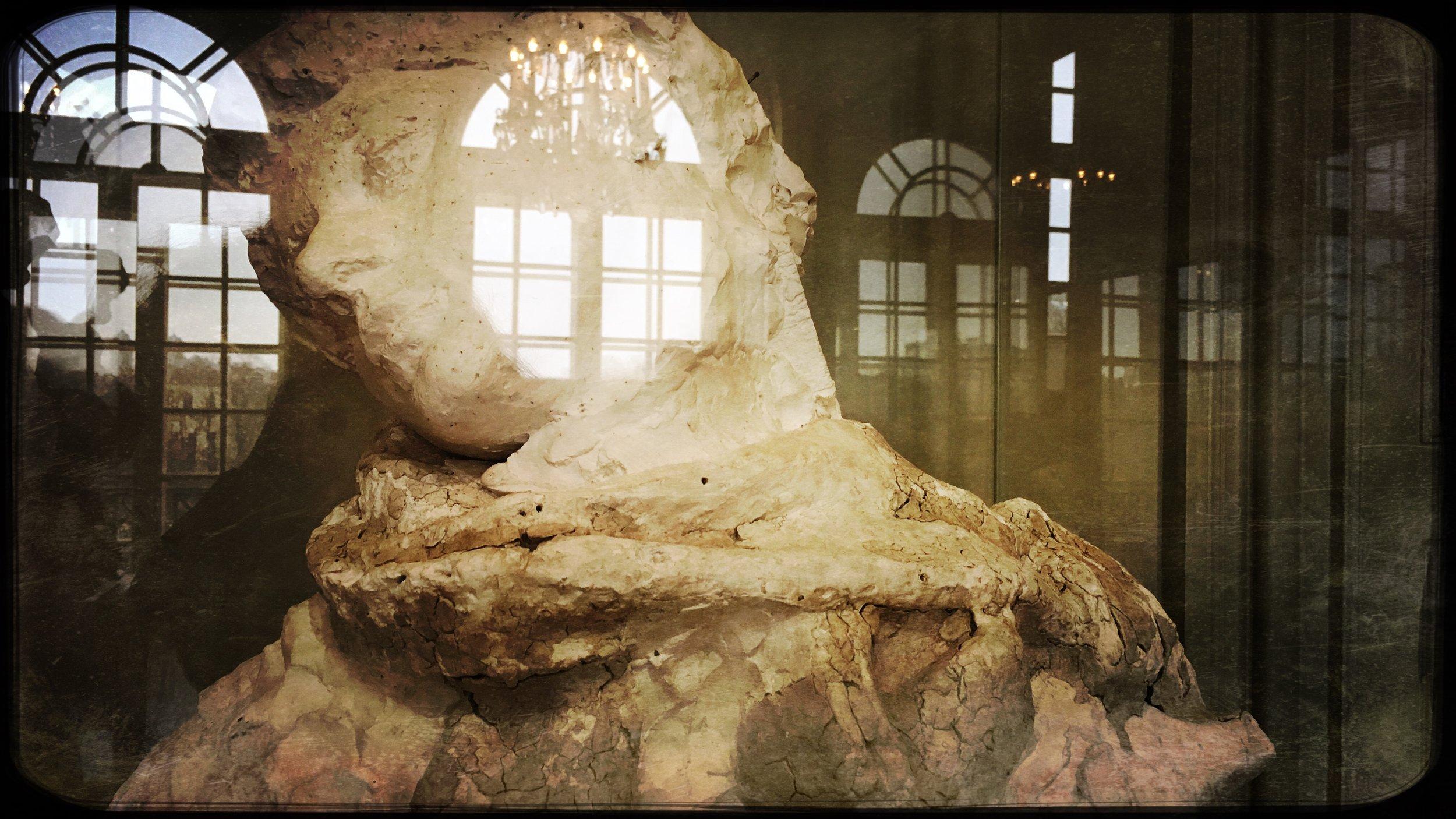 Time , Musée Rodin, Paris, 2017