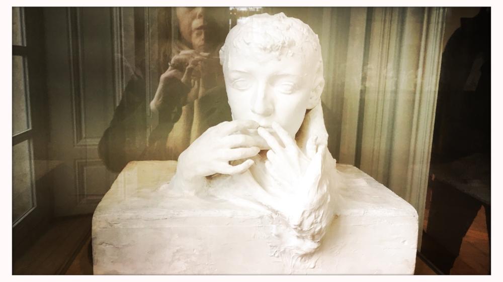 Hands ,Musée Rodin, Paris, 2017