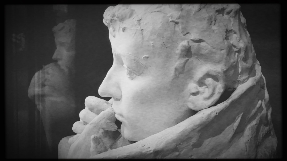 Reflection , Musée Rodin, Paris, 2017