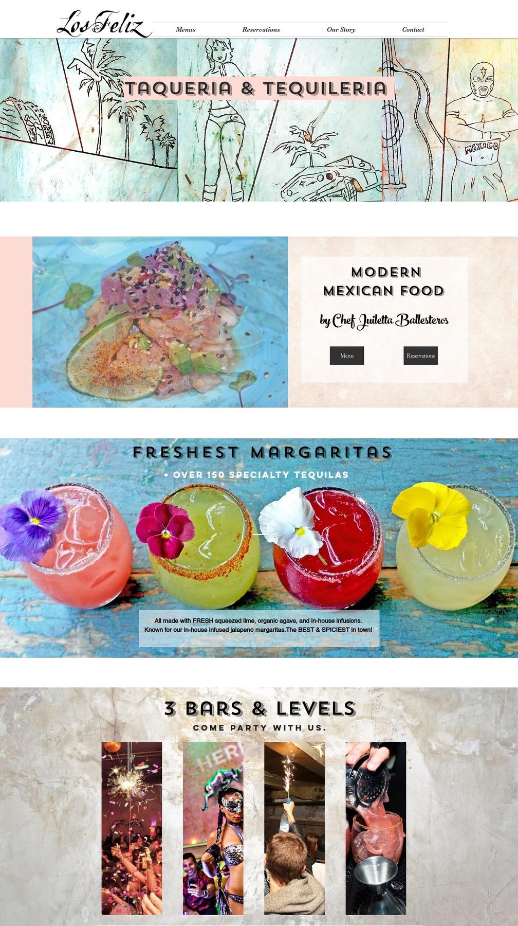 Los Feliz Site  -