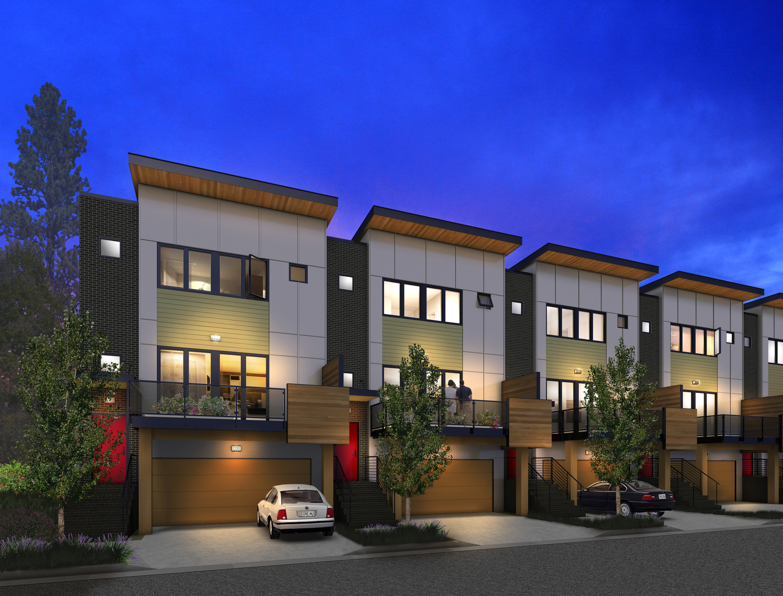 Axis Townhomes