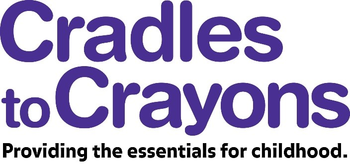 Cradles to Crayons provides children from birth through age 12, living in homeless or low-income situations, with the essential items they need to thrive - at home, at school, and at play.