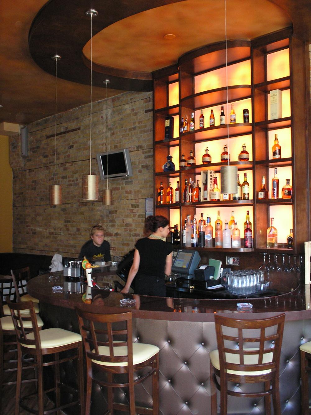Parlour Side Bar
