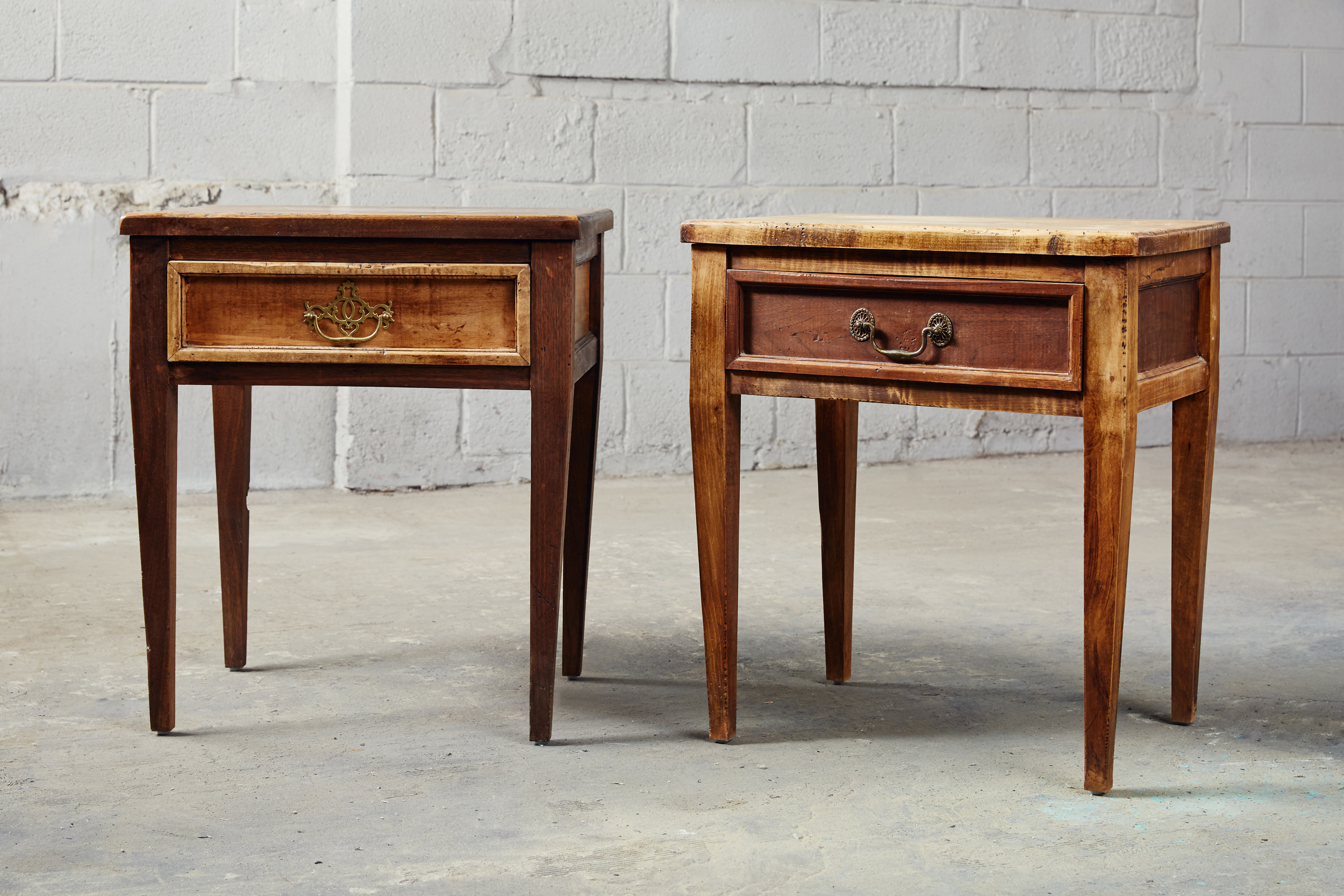 Reclaimed End Tables (Mix/Match)