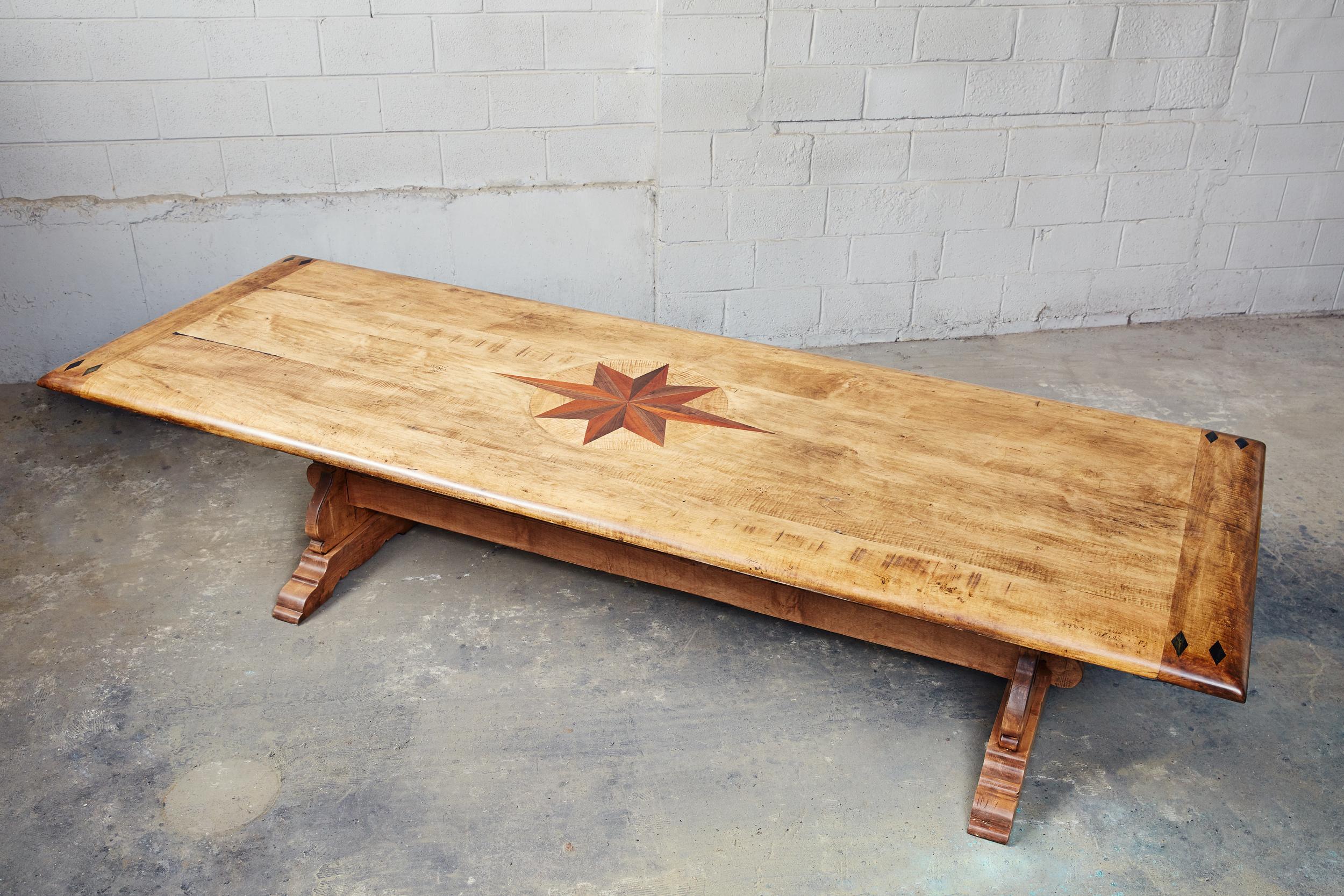 Starburst Dining Table