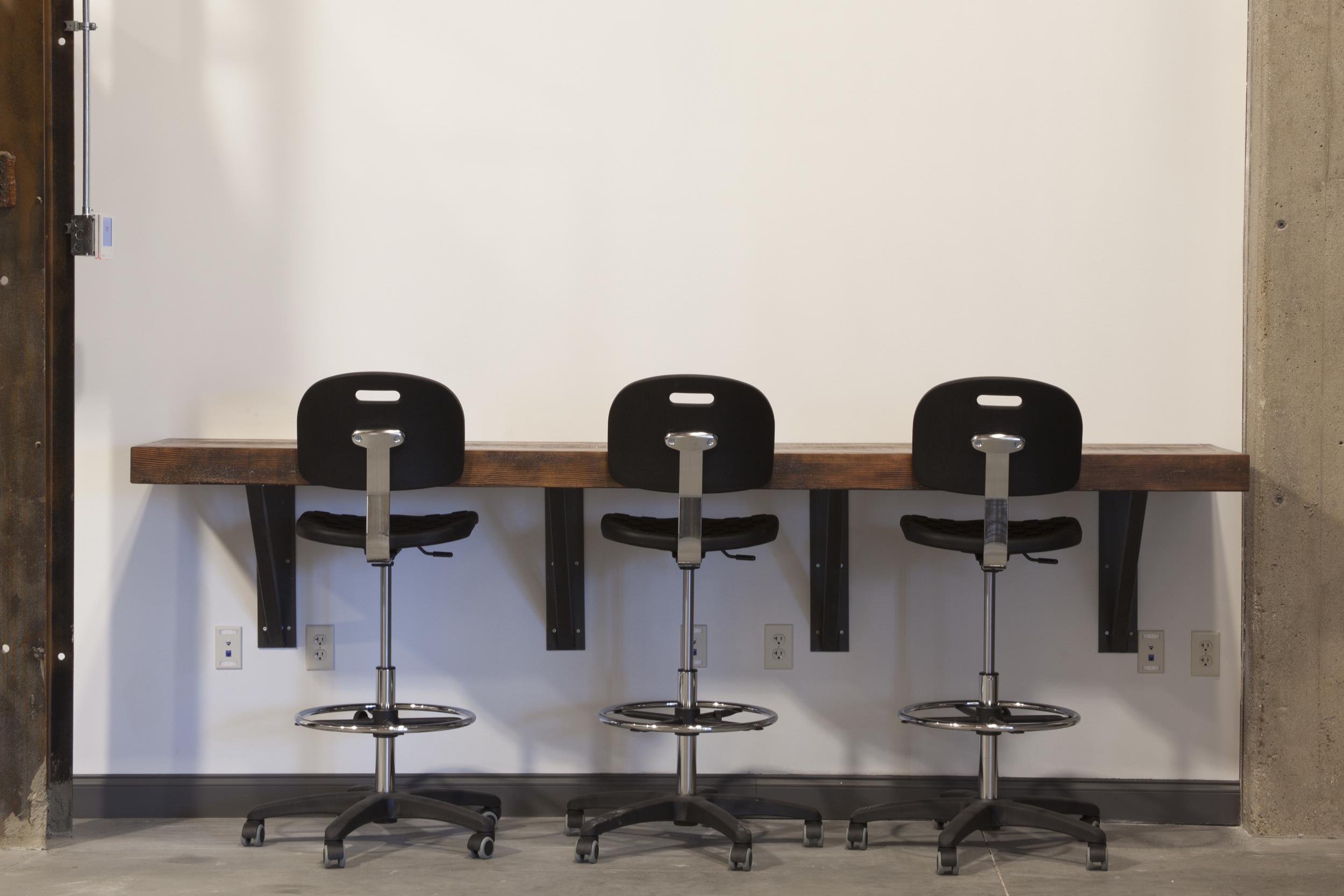 Countertop for Office Breakroom