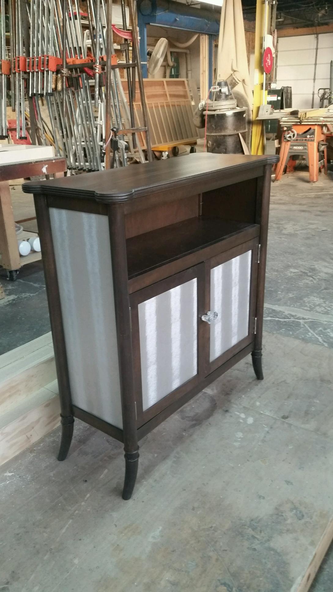 Tiny Custom Cabinet