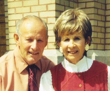 Lester and Marjorie Kiel