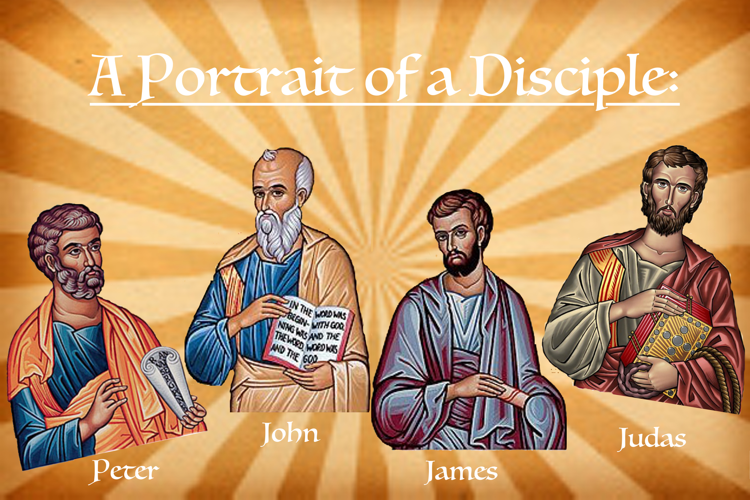 A Portrait of a Disciple