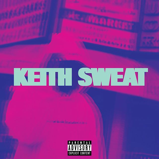 KEITH SWEAT OUT EVERYWHERE NOW ! #LinkInBio 😰😰😰💦