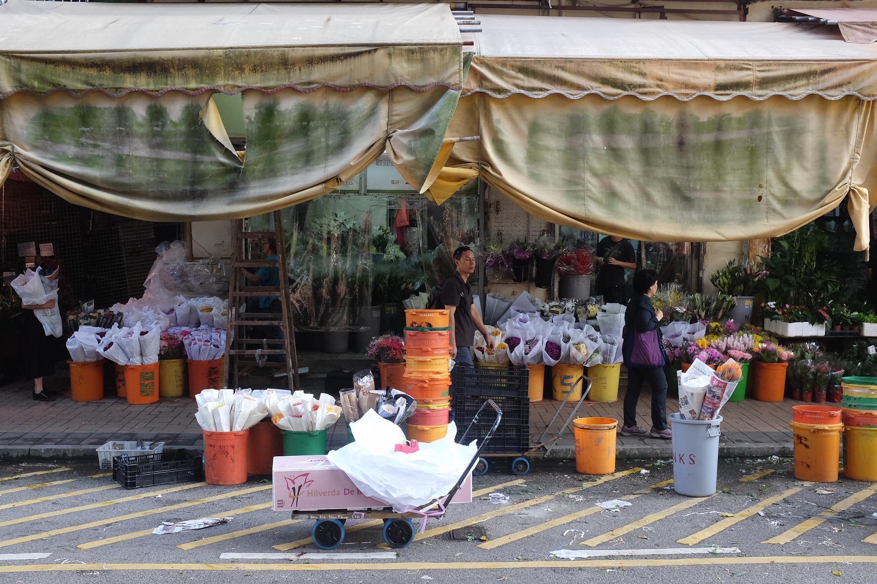 Guardian Travel // October 2016 // Hong Kong takeover