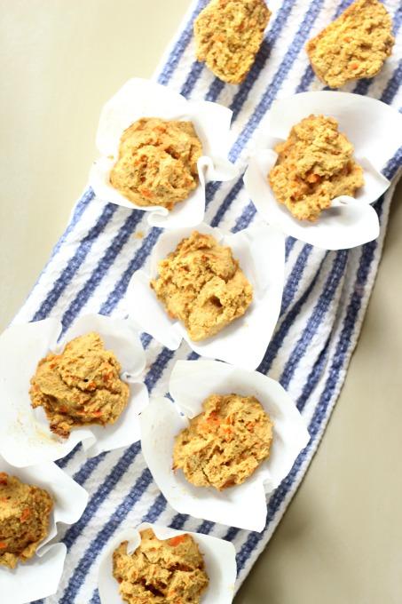 Yummy Carrot Muffins // NR Blog