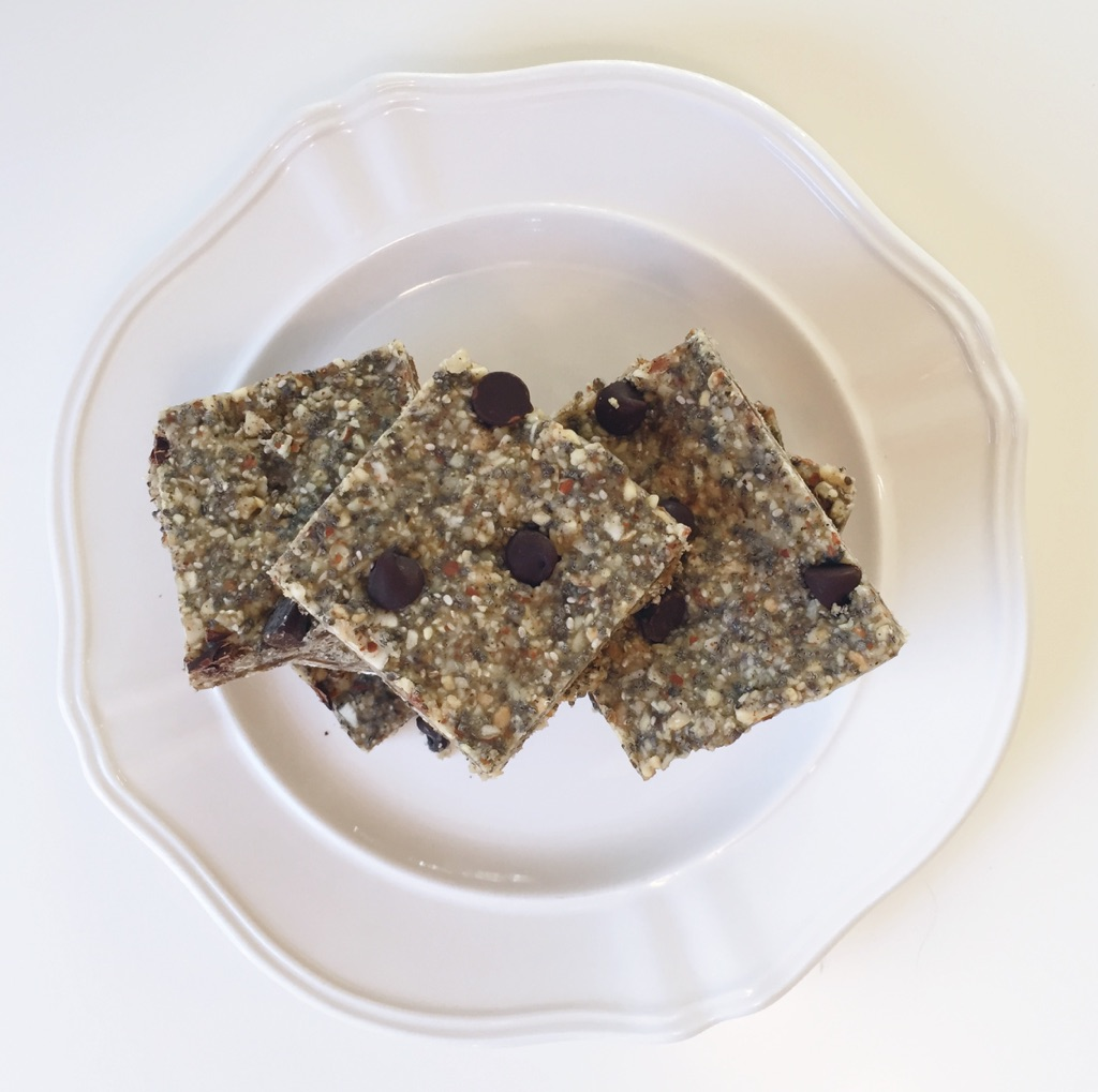 Protein Packed Energy Bars..... perfect for kiddos and a great energy boosting snack for mama too