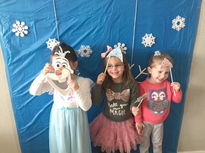 Reaghan's 3rd Birthday Frozen Party!