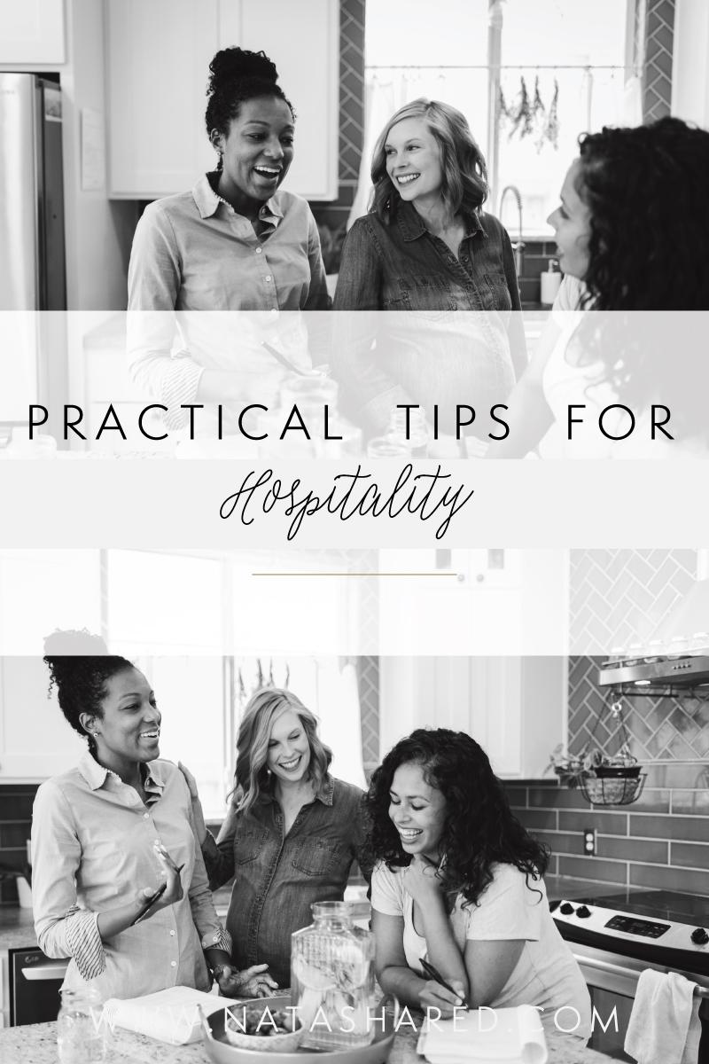 Practical Tips for Hospitality // Natasha Red